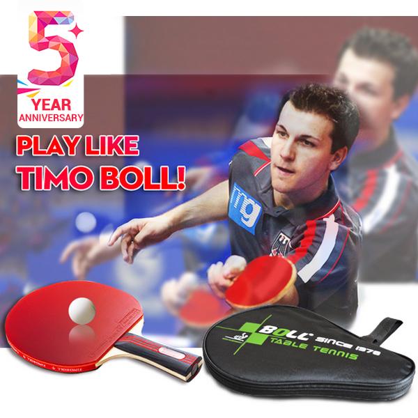 Ракетка для настольного тенниса Timo boll bat M3 ракетка для настольного тенниса butterfly timo boll bronze