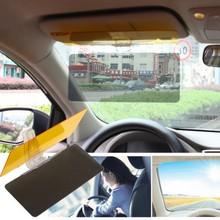 high quality Car Protective Parasol Sun Shade Sunshade Shield Mirror Clip Night Vision(China (Mainland))