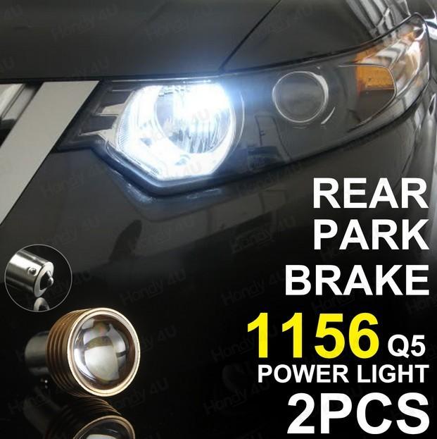 Electronics for Cars Parking Car Styling 4 Pcs 1156 Ba15s Cree Q5 Light Mitter 7watt Super Bright Led Reverse High Power Car(China (Mainland))