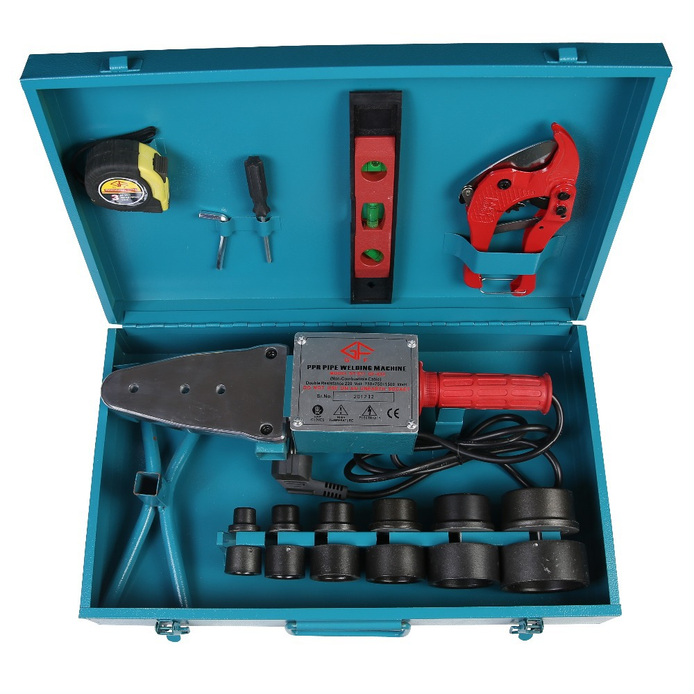 Ppr pipe welding machine in tube welders from home