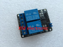 2-channel New 2 channel relay module relay expansion board 5V low level triggered 2-way relay module for arduino hot sell(China (Mainland))