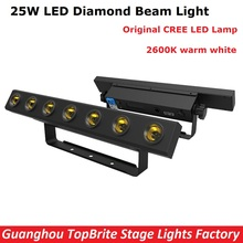Buy Cheap Price High 7X3W Warm White Led Wall Washer Light 25W Led Diamond Beam Light, DMX Mode Led Stage Dj Disco Lights for $210.00 in AliExpress store