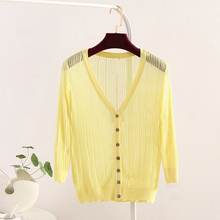 Ladies Autumn Winter Casual Cardigan Sweaters New Design Women Crocheted Knitted Free Size Outwear Bottoming Shirt Wholesale