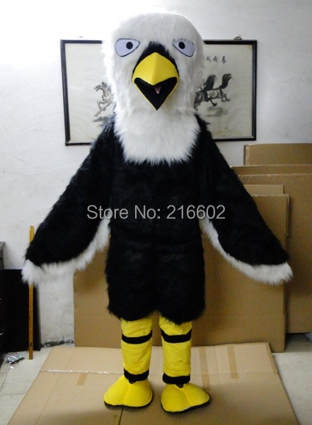Eagle Falcon Mascot Costume Fancy Dress Outfit Polyfoam - mascot trade factory store