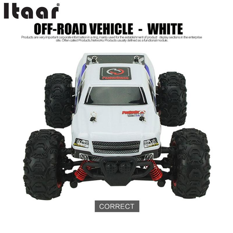 1:24 2.4Ghz Radio Remote Rechargeable Off-Road RC Car 40KM/H Toys BG1510C