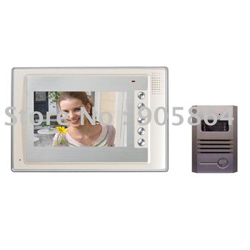 night vision function Luxury 1 in 1 video door phone intercom,With