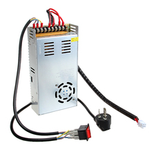 Geeetech Euro Standard 350W 12V 29A AC/DC Switching Power Supply&cable Pursa Mendel 3D printer