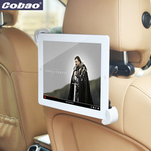 For 7/8/9 /10/11 inch 360 Degree Car Back Seat Headrest Mount Bracket Holder Support For iPad Tablet PC PDA Stand Accessories(China (Mainland))