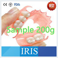 New Sample 200g bag K1 K2 A1 A2 Denture Valplast Flexible Acrylic Resin Material Particle for