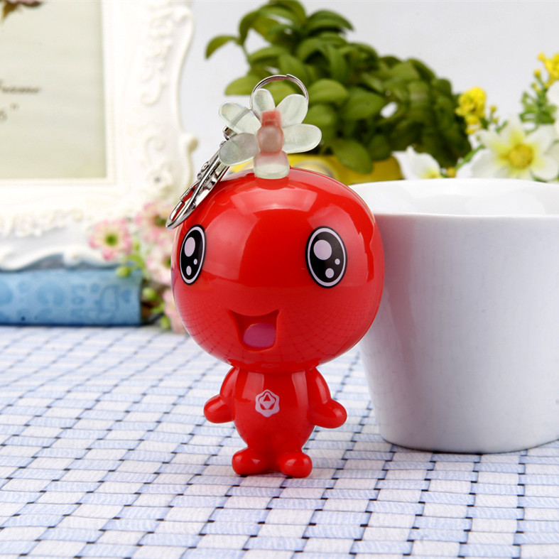 New Emergency Personal Alarm Keychain/ the Wolf Alarm/ Self Defense Electronic Device with 120 Decibel for Kids, Elderly, Women