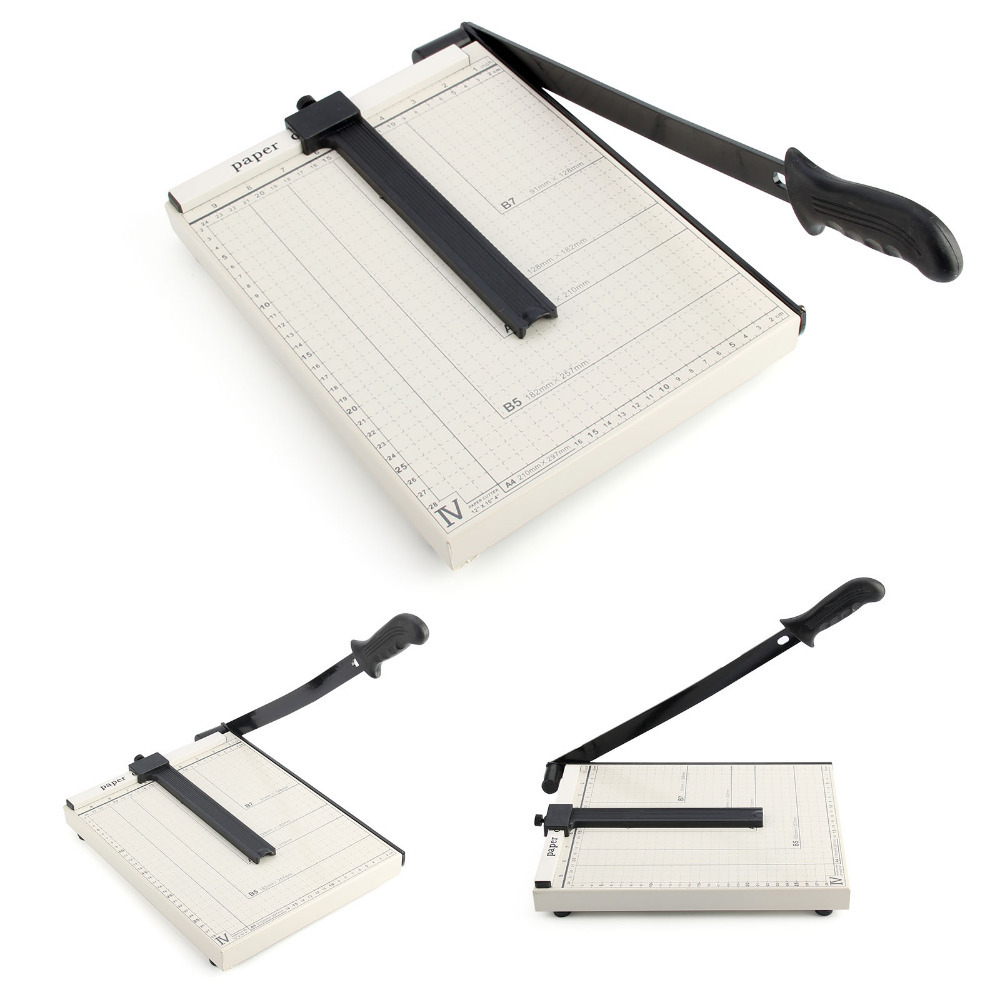 where can i buy a guillotine paper cutter Paper cutters 9 products found commercial grade square guillotine paper cutter.