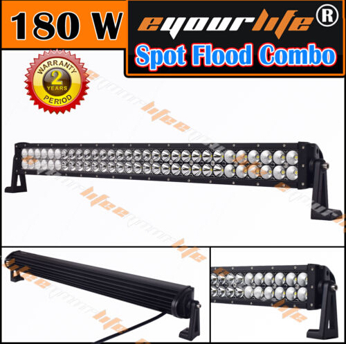 Eyourlife led light bar 32 inch 180w led bar Combo LED Light Driving offroad Truck For led bar for truck Jeep 188W 240W 288W(China (Mainland))
