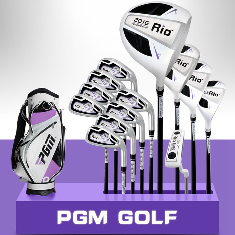Brand PGM. Ladies golf clubs complete golf sets. Women golf clubs full set(China (Mainland))