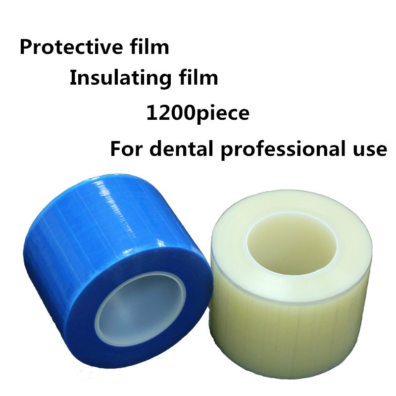 NEW Arrival insulating film membrane plastic protective film disposable plastic set consumables dental materials