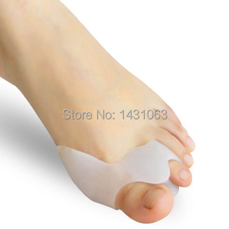 5Pair Foot mate Bunion Toe Spreader Seperating Hallux Valgus Corrector Alignment Separators Stretchers Bunion Protector shield(China (Mainland))