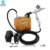 OPHIR Airbrush Kit with Air Compressor Dual Action Airbrush Set for Body Paint Cake Decorating Nail Art Air Brush_AC003H+004+011