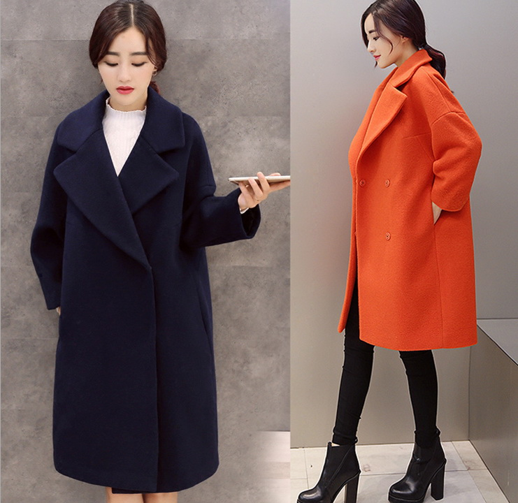 navy blue wool coat womens | Gommap Blog