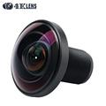 4K LENS 1 21MM Lens IR Fisheye 220D 1 2 3 Inch 16MP S Mount for