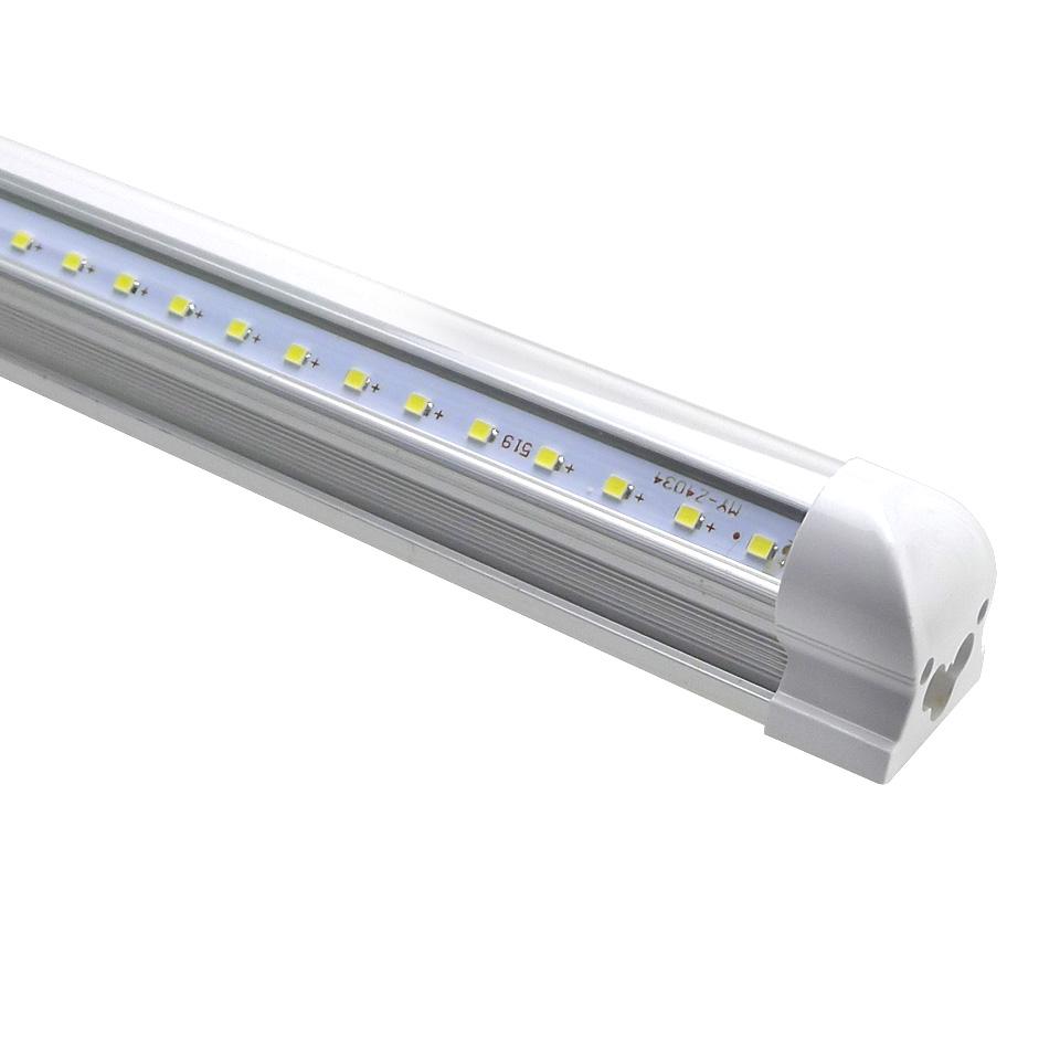 t8 led tube v shape led bubls tubes 4ft 6ft 8ft fluorescent led light. Black Bedroom Furniture Sets. Home Design Ideas