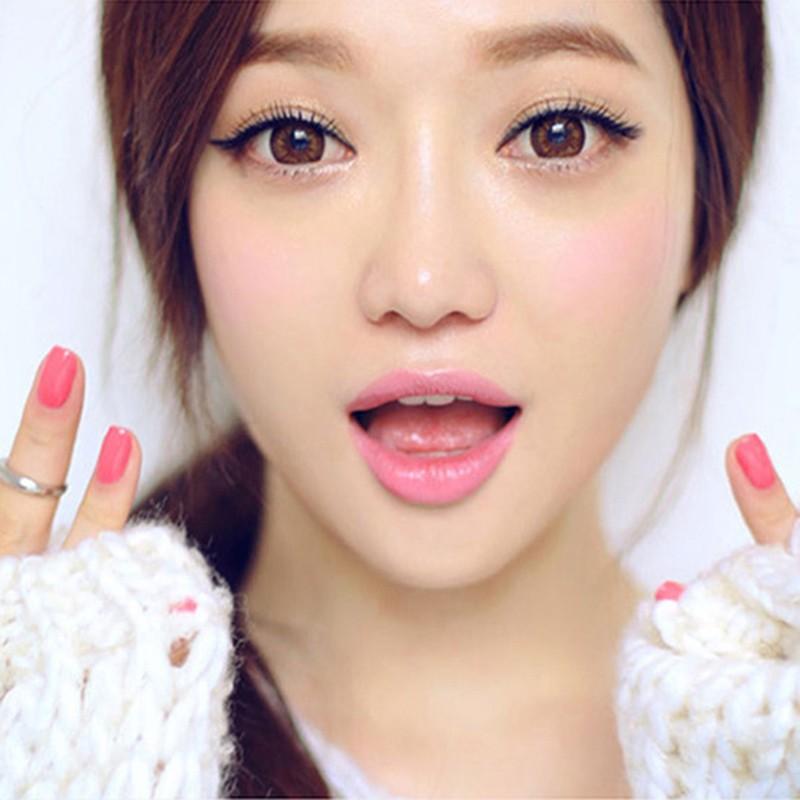Geléia das mulheres de Cristal Mudando de Cor Mágica Batom Lip Balm Lip Rouge Maquiagem Quente