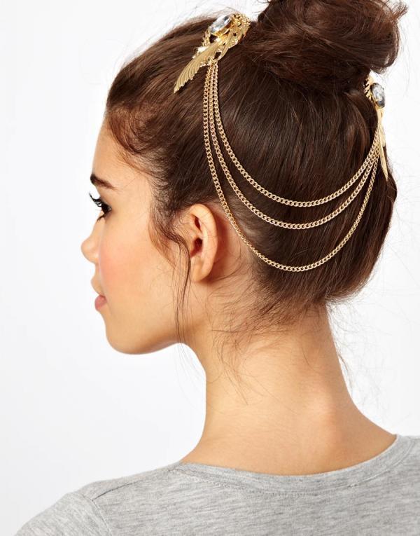 Создание украшений для волос