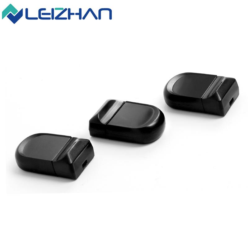 LEIZHAN USB Flash Drive Mini Black USB Flash Drive 4GB 8GB 16GB 32GB Pendrive Cute USB 2.0 Pen Drive Mini U Disk Memory Stick(China (Mainland))
