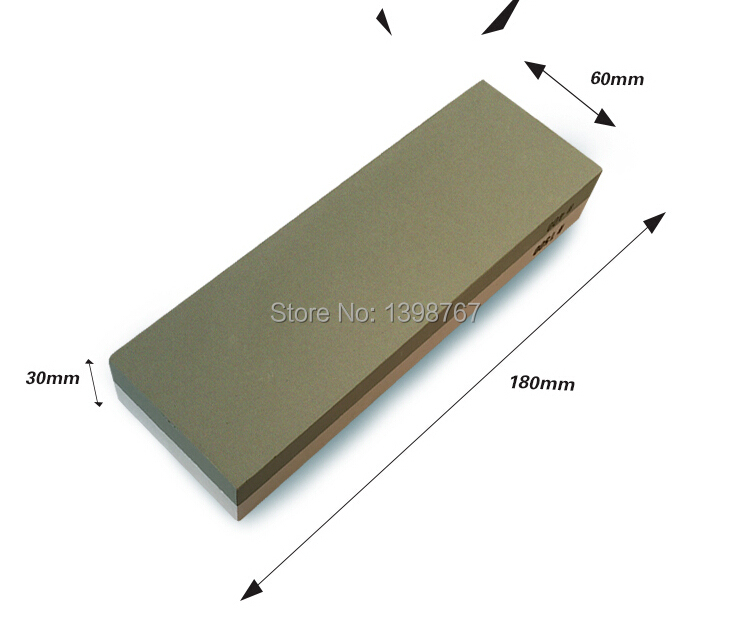 Buy DMD New 1Set Water Stone Whetstone Knife Sharpener Sharpening Flattening 400 1500 grit Free Shipping cheap