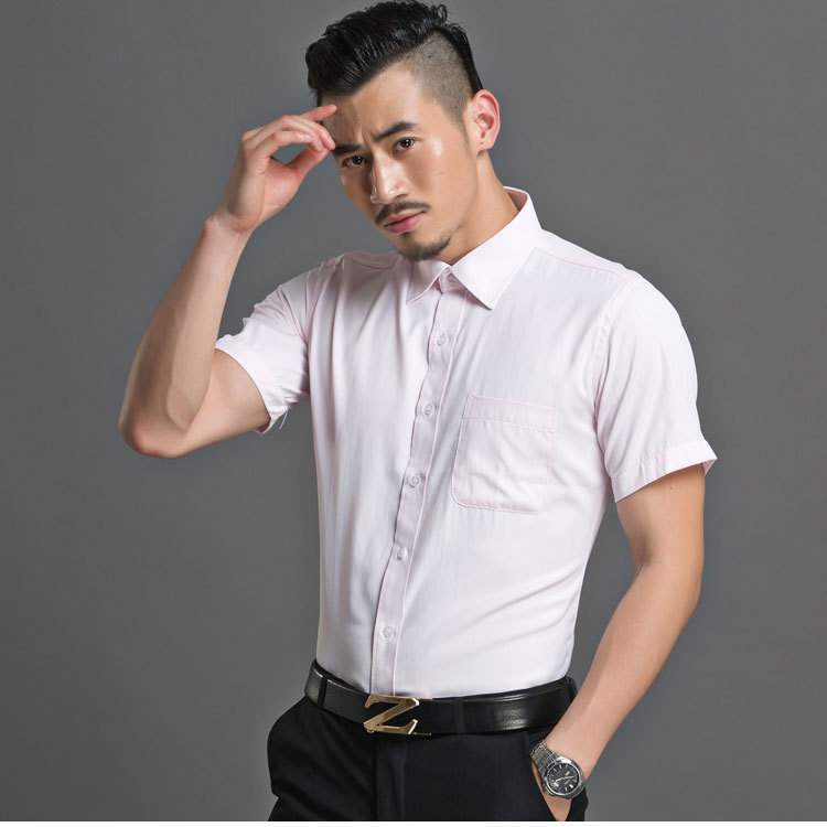 Big size imported clothing men shirt mens dress shirts for Mens dress shirt sleeve length