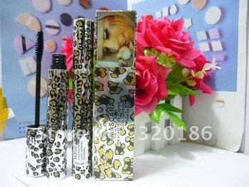free shipping Makeup Mascara the effect thick volume curls upwards extremely Mascara  new brand(48pcs/lot) hot sell