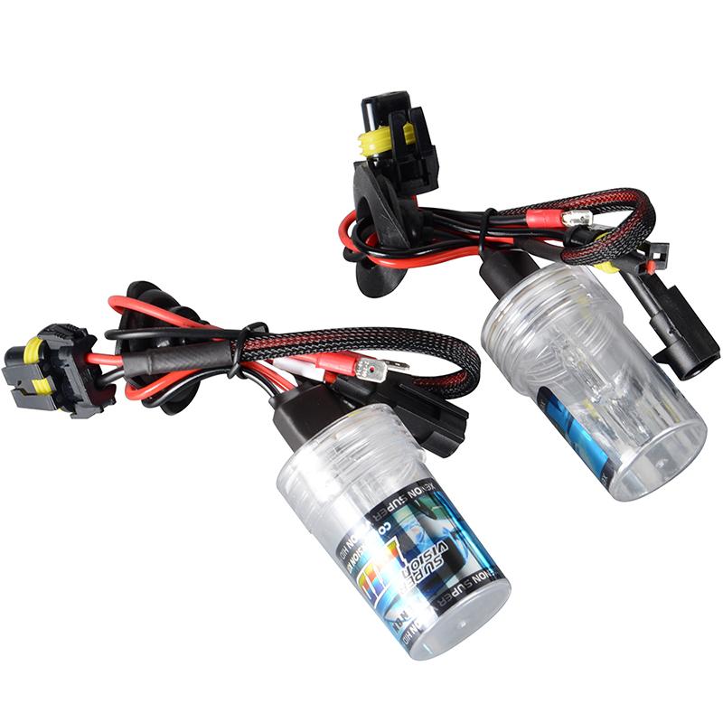 Factory Sale 35W 9006/HB4 hid xenon bulb lamp 3000k 4300k 6000k 8000k 12000k for car headlight xenon hid kit(China (Mainland))