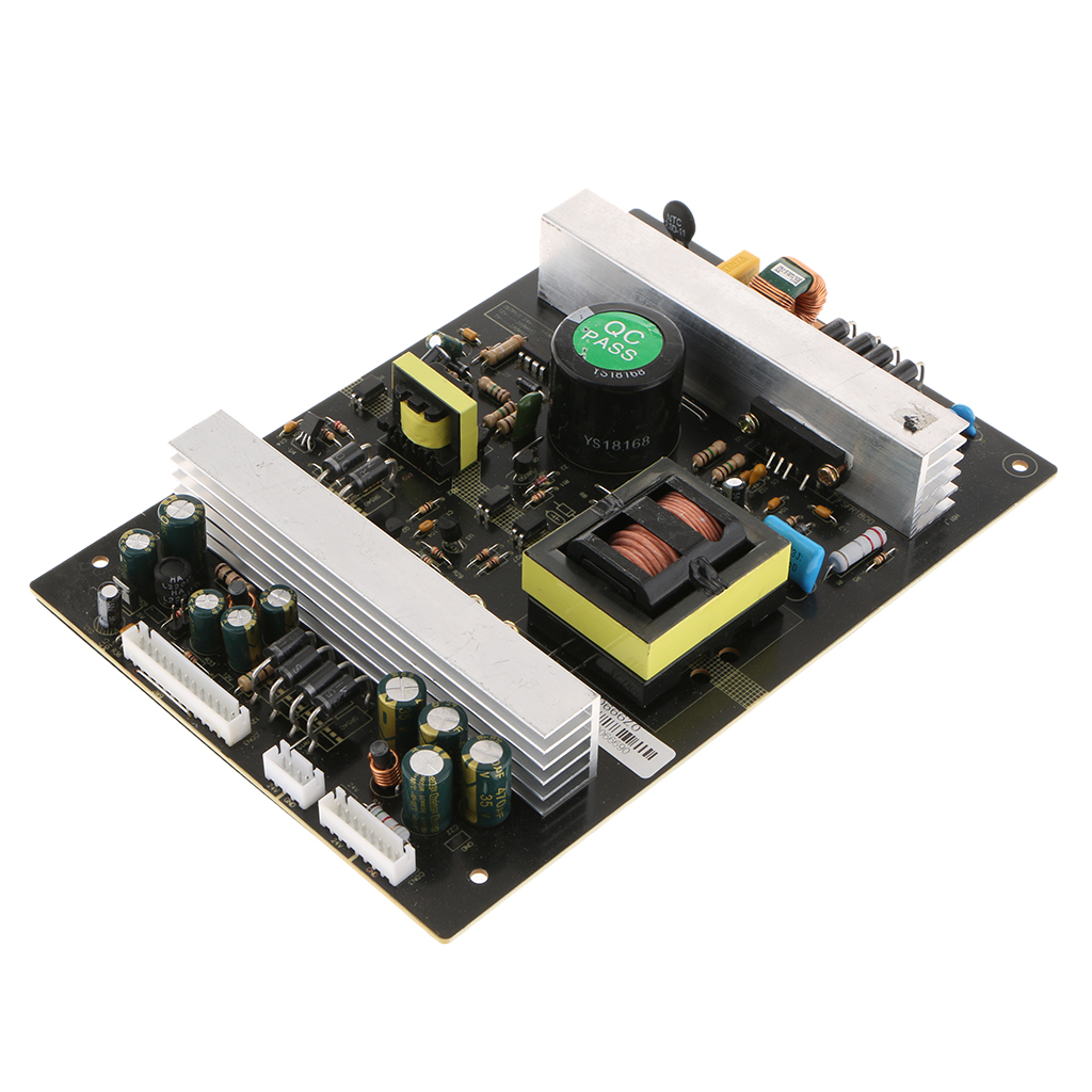 Black LCD TV Power Supply Board MLT668 Series 24V 12V for 32inch TV