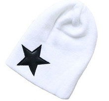 2015 Hot Sale Unisex Men s Crochet Star Beanie Hat Skull Cap Ski Knit Winter Women