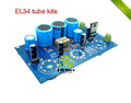 hifi EL34 kits kt88 amplifer kit ECC83 single ended Class A tube amplifier Kits 10W 10W