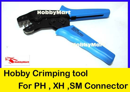1 x crimping tool for hobby 2 0 ph 2 5 xh jst sm servo dupont connector in parts. Black Bedroom Furniture Sets. Home Design Ideas