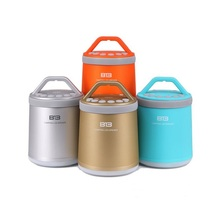 New Arrival B13 Wireless Bluetooth Speaker Outdoor Camping Light Handsfree calls with FM MP3 LED Lantern Lamp support TF Card