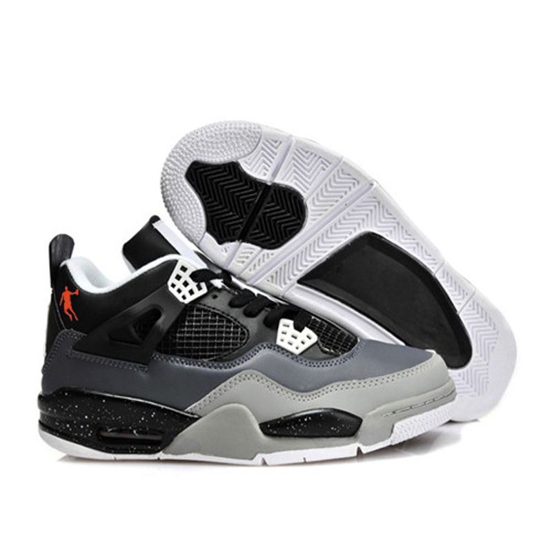 Free shipping 2015 new arrived high quality china authentic retro jordan 4 men basketball shoes online for sale US size 8 - 13(China (Mainland))