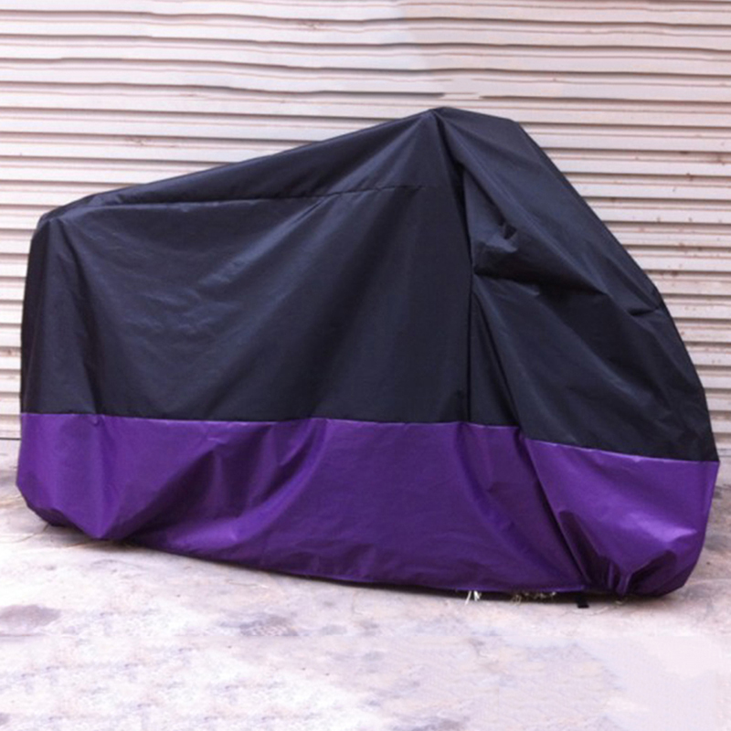 Motorcycle Covers Dust Rain Sun Protective Covering Dustproof Waterproof Outdoor For Harley Honda Yamaha Covering Fox Motocross(China (Mainland))