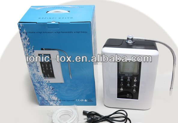 Wholesale water ionizer/ionizer/ozone generator with big LCD touch screen<br><br>Aliexpress