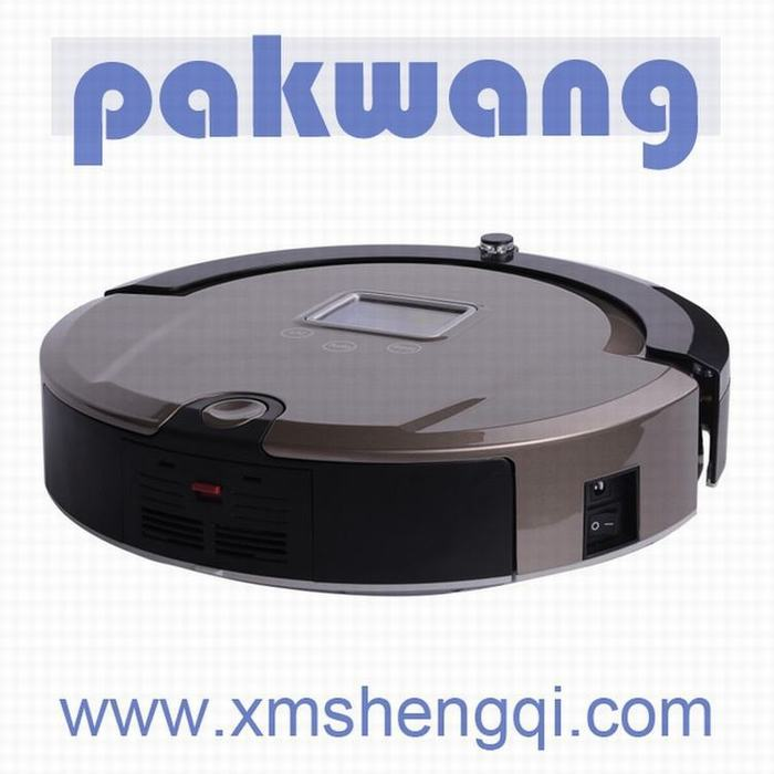 New Intelligent Fully-automatic Household Floor Mop Robot Vacuum Cleaner(Sweep,Vacuum,)(China (Mainland))