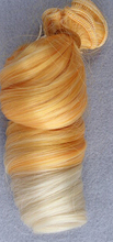 1PC Wig BJD Doll DIY High-temperature Wire Handmade Curly Wigs Hair Curls Row(China (Mainland))