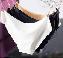 Special Offe DuPont Fabric Ultra thin Comfort Underwear women Seamless Panties for women pink seamless Briefs
