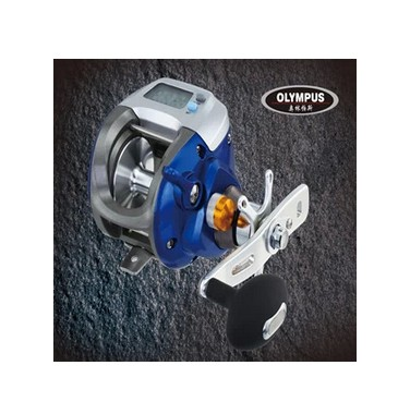 Reel fly picture more detailed picture about olympus sea for Digital fishing reel