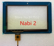 Freies Verschiffen for Nabi 2 NABI2 Kid 2 Gen Tablet Touch Panel Screen Digitizer Glaslinse Ersatz