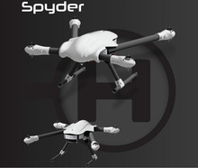 SKY HERO SKH00-402 700mm Remote Control RC Spyder Aircraft Quadcopte Flyer/ Multicopter/ Multi-Rotor Helicopter Drone Kit