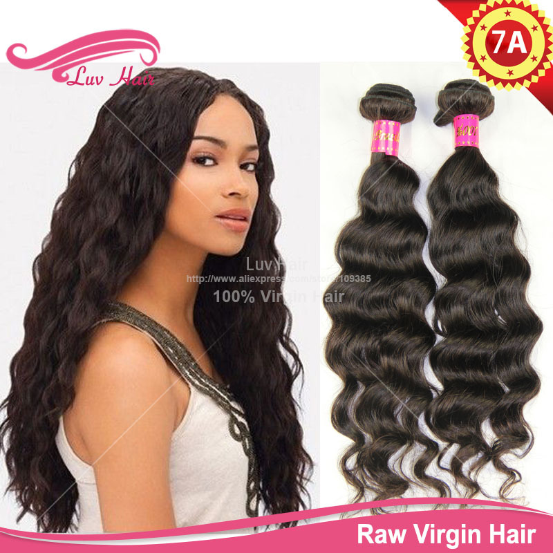 Hot selling in aliexpress hair alisa hair product buy human hair extensions cheap good quality brazilian hair 7A natural wave(China (Mainland))