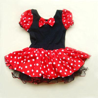 Платье минни маус для девочки