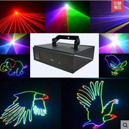 1w full color animation laser lightoutdoor christmas laser lightlaser show projector in stage - Outdoor laser light show ...