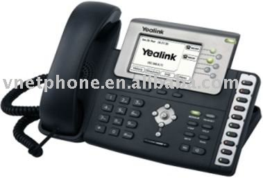 Yealink T28P-320 x 160 graphic LCD, HD Voice, 6 SIP Accounts,POE IP Phone, Popular and Practical Office Phone(China (Mainland))