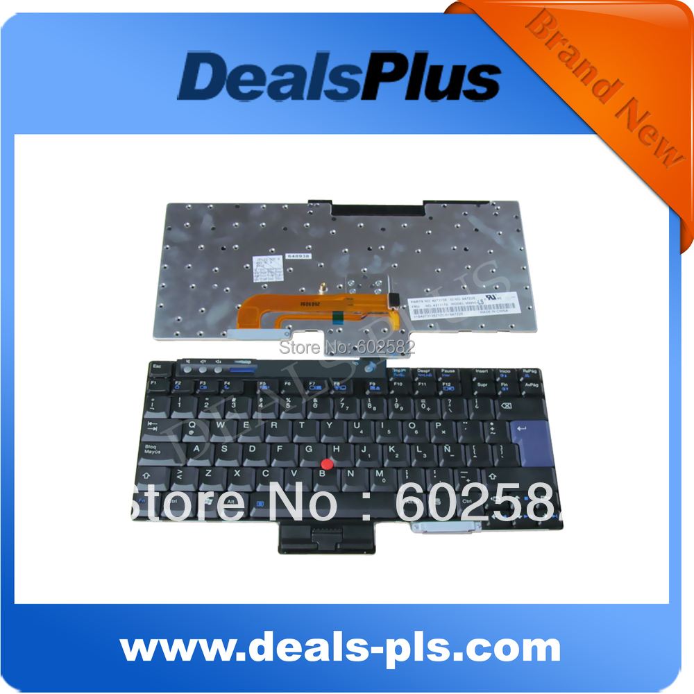 Original Laptop US Keyboard For IBM Lenovo ThinkPad T60 T60P T61 T61P Z60T Z61T Z60M Z61M R400 R500 T400 T500 W500 W700(China (Mainland))
