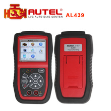 2016 100% original AUTEL Auto Link AL439 OBD II/EOBD Scanner + Electrical Test AutoLink AL 439 Diagnostic Engine Code Reader(China (Mainland))